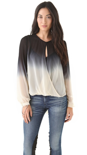 Young Fabulous & Broke Caliente Ombre Top