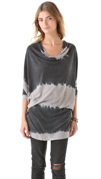 Young Fabulous & Broke Hippo Sunray Stripe Top