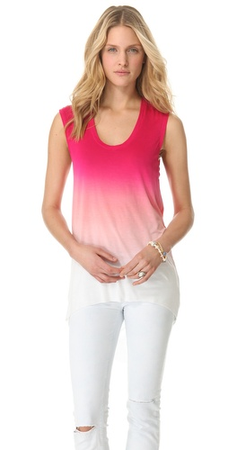 Kupi Young Fabulous & Broke James Sunset Ombre Top i Young Fabulous & Broke haljine online u Apparel, Womens, Tops, Tee,  prodavnici online