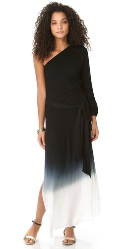 Young Fabulous & Broke Tropique Ombre Maxi Dress