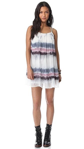 Young Fabulous & Broke Dalls Drizzle Stripe Dress