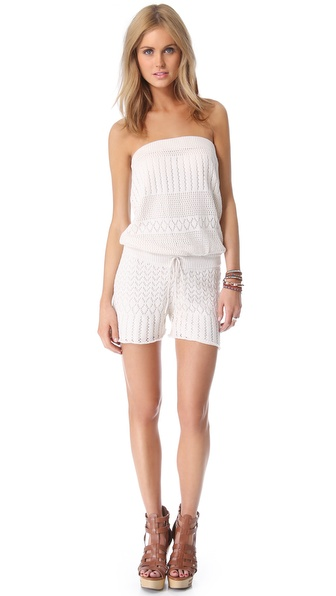 Young Fabulous & Broke Mynx Romper