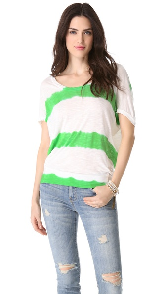 Young Fabulous & Broke Calinda Striped Top