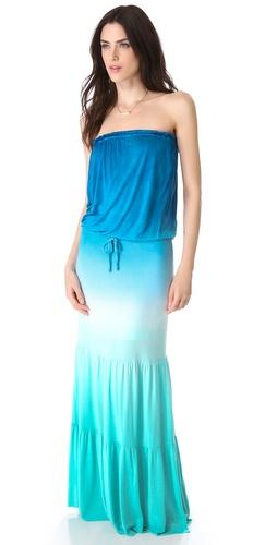 Young Fabulous & Broke Tressa Ombre Maxi Dress