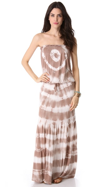 Young Fabulous & Broke Tressa Rio Wash Maxi Dress
