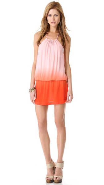 Young Fabulous & Broke Drea Ombre Dress