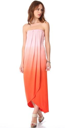 Young Fabulous & Broke Brooklyn Ombre Maxi Dress