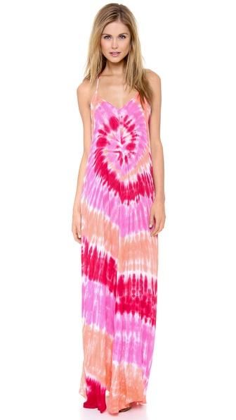 Young Fabulous & Broke Fortune Infinity Maxi Dress