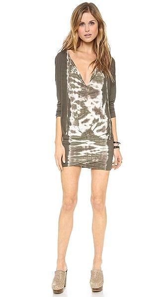 Young Fabulous & Broke Bitsy Mini Dress