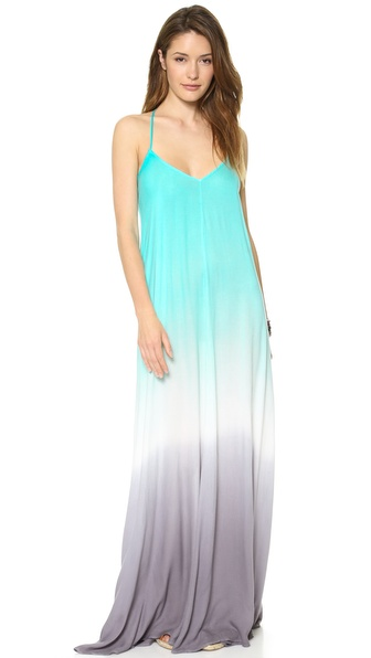 Young Fabulous & Broke Fortune Ombre Maxi Dress