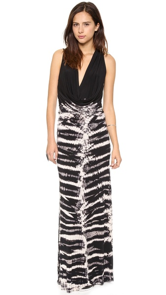 Young Fabulous & Broke Lisle Maxi Dress