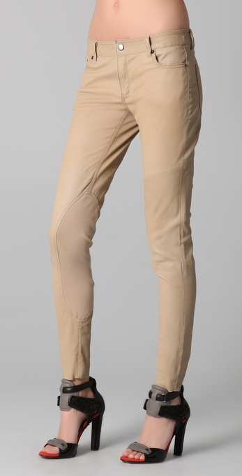 Yigal Azrouel Combo Pants