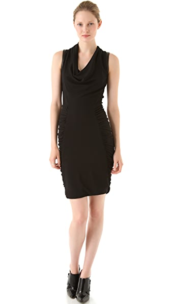 Yigal Azrouel Crepe Dress