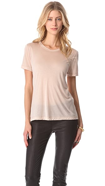 Yigal Azrouel Viscose Jersey Top