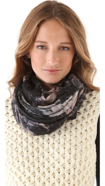 Yigal Azrouel Python Scarf