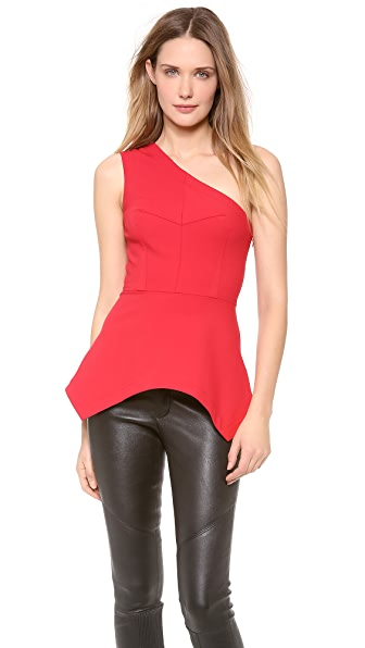 Yigal Azrouel Bi Stretch Tech Top