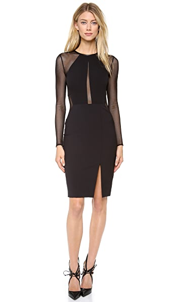 Yigal Azrouel Bi Stretch Tech Dress