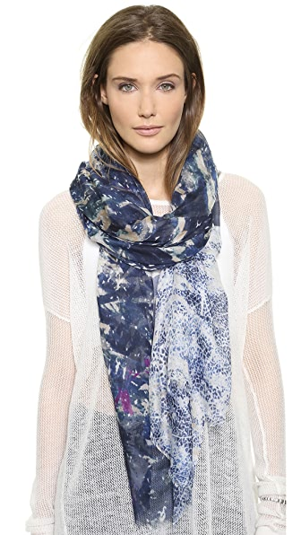 Yigal Azrouel Paintchip Scarf