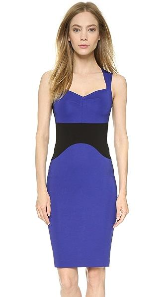 Kupi Yigal Azrouel haljinu online i raspordaja za kupiti Yigal Azrouel Colorblock Sheath Dress Topaz Multi online