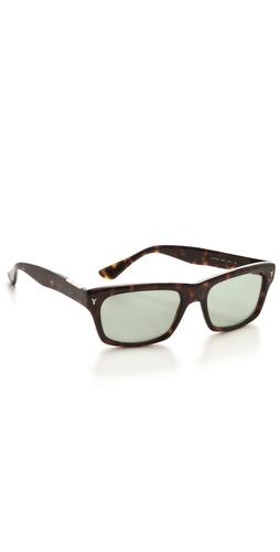 Yves Saint Laurent Square Sunglasses