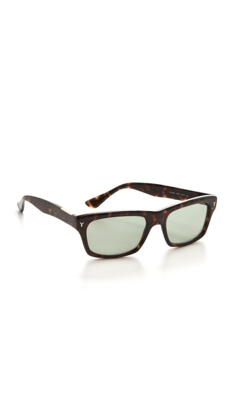 Yves Saint Laurent Square Sunglasses