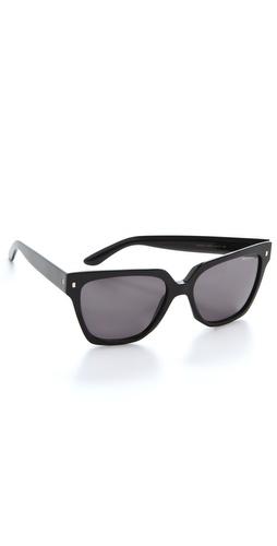 Yves Saint Laurent Oversized Square Sunglasses