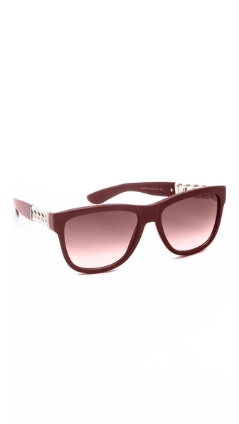 Saint Laurent Chain Link Sunglasses