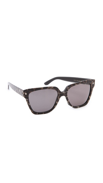 Saint Laurent Dramatic Sunglasses