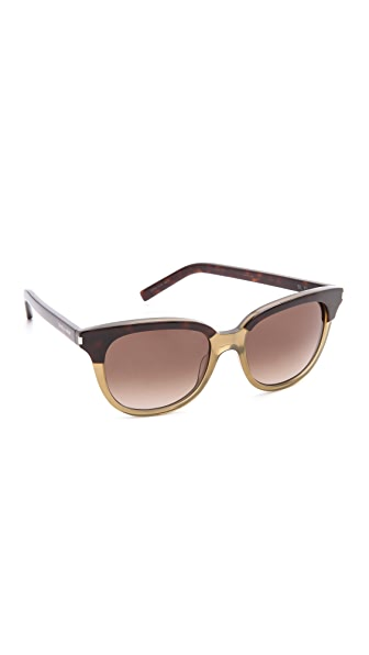 Saint Laurent Gradient Sunglasses