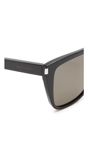 Saint Laurent SL 1 矿物玻璃太阳镜