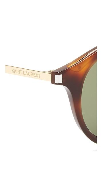Saint Laurent 矿物玻璃太阳镜