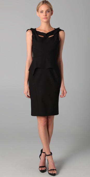 Zac Posen Bug Dress