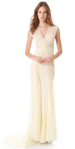 Shop Zac Posen Sleeveless Gown and Zac Posen online - Apparel, Womens, Dresses, Black_Tie,  online Store