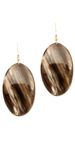 Zeffira Palm Earrings