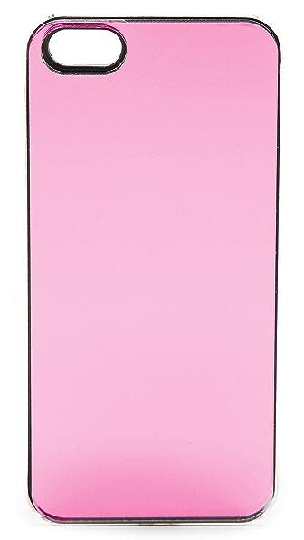 Zero Gravity Pink Mirror iPhone 5 / 5S Case