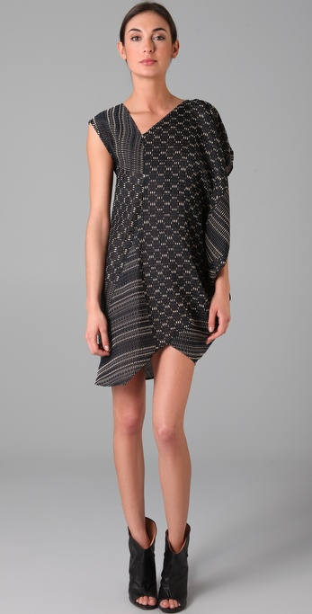 Zero + Maria Cornejo Cade Dress