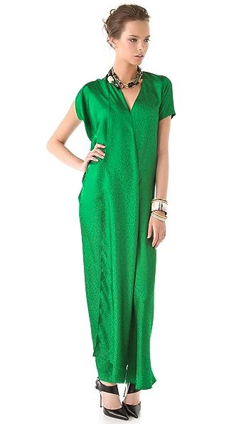 Zero + Maria Cornejo Shala Maxi Dress