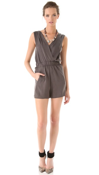 Zero + Maria Cornejo Mia Romper