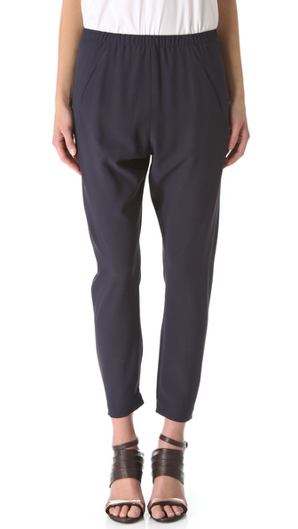 Zero + Maria Cornejo Gabi Trousers