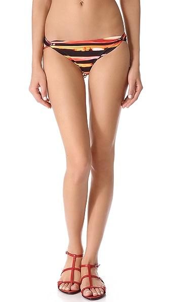 Zero + Maria Cornejo Sari Bikini Bottom
