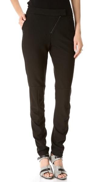 Zero + Maria Cornejo Curve Knee Trousers