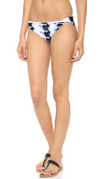 Zero + Maria Cornejo Reversible Belu Bikini Bottoms