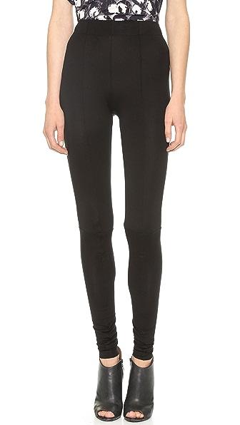 Zero + Maria Cornejo Curve Seam Leggings