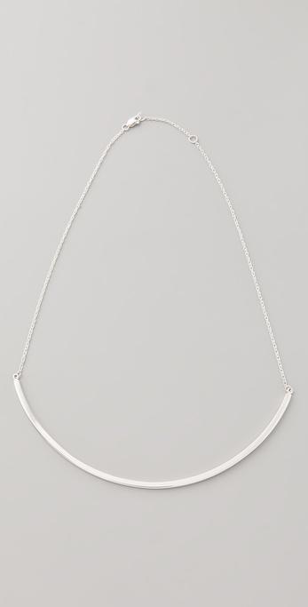 Jennifer Zeuner Jewelry Choker Chain Necklace