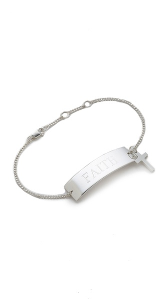 Jennifer Zeuner Jewelry Tia Faith Bracelet