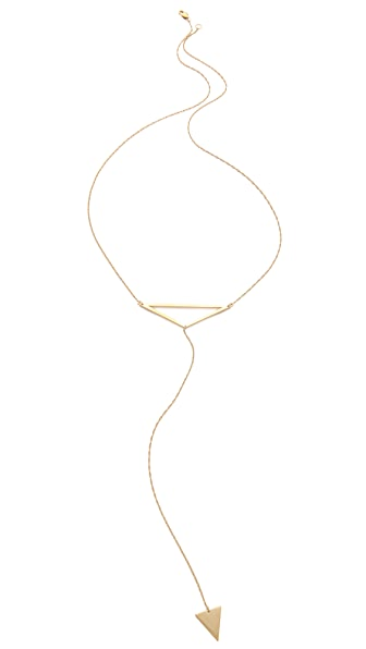 Jennifer Zeuner Jewelry Loretta Lariat Necklace