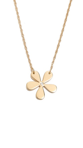 Jennifer Zeuner Jewelry Monaco Necklace
