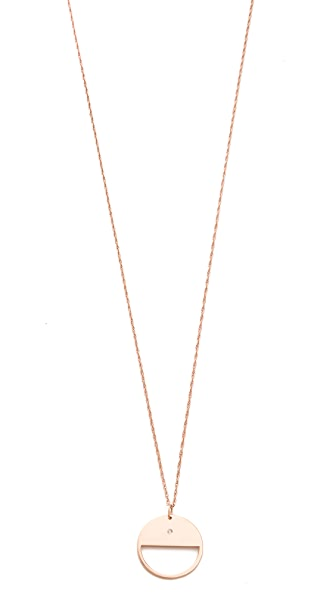 Jennifer Zeuner Jewelry Coco Necklace