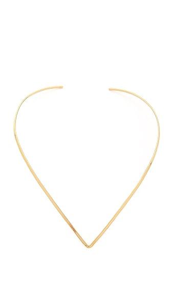 Jennifer Zeuner Jewelry Tilda Choker Necklace