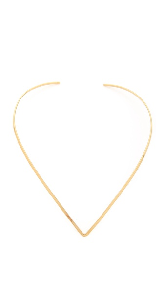 Jennifer Zeuner Jewelry Tilda Choker Necklace
